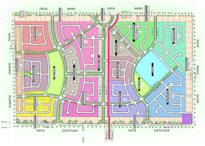 Atwater Ranch Site Plan - Atwater, CA