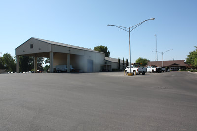 City of Modesto WWTP Maintenance Building