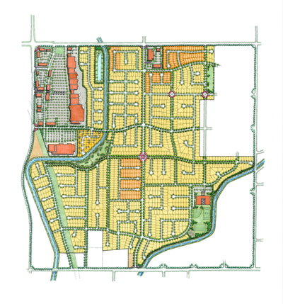 Crossroads Master Plan - Riverbanks, CA