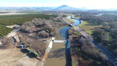 Kings River Pipeline Project - Fresno County, CA