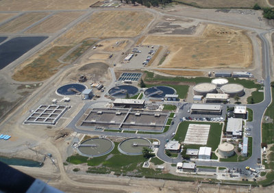 Merced WWTP Phase IV
