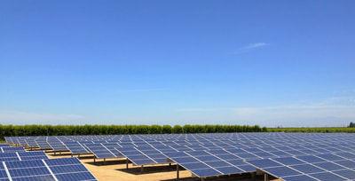 Nicolis and Tropico Solar Farm - Delano, CA