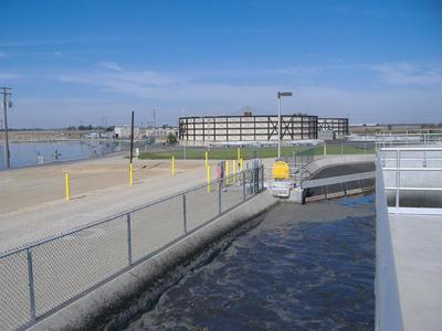 Water Treatment Plant System - Modesto, CA