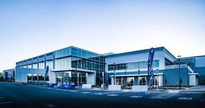 Gillig Manufacturing HQ - Livermore, CA