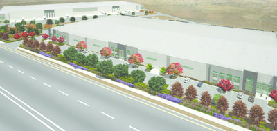 Prologis Building 4 - Tracy, CA
