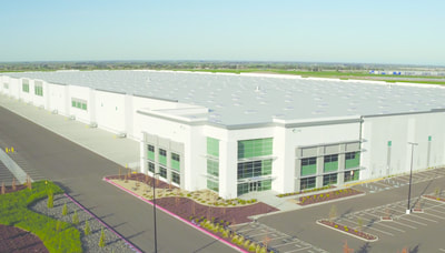 Prologis International Park of Commerce Bldg 3 - Tracy, CA